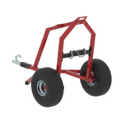"Log hauler ""IB PRO 500"" (base kit, no winch, no rear part)