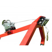 "Optional extra: Manual winch KIT for Log hauler ""IB PRO 500""