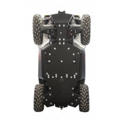 Polaris ACE / 570 ACE + FRONT PROTECTION with winch mount, Plastic| Artikelnr: 02.14650| Fabrikant:IRON BALTIC