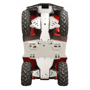 Honda TRX Rancher 420 IRS FA6 FA7 Aluminium (WITH INDEPENDENT REAR SUSPENSION)| Artikelnr: 02.16000| Fabrikant:IRON BALTIC
