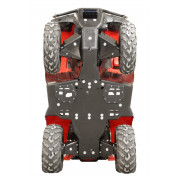 Honda TRX Rancher 420 IRS FA6 FA7 Plastic (WITH INDEPENDENT REAR SUSPENSION)| Artikelnr: 02.16100| Fabrikant:IRON BALTIC