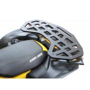 CanAm Renegade G1 & G2 luggage rack (aluminium carrier frame + thick plastic cargo plate)| Artikelnr: 14.1200| Fabrikant:IRON BA