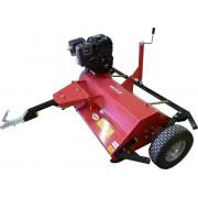 ATV flail mower, with Briggs&Stratton 14hp engine| Artikelnr: 27.4000| Fabrikant:IRON BALTIC