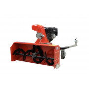 "ATV snowblower 49"" / 1250mm wide with Briggs&Stratton 14hp engine