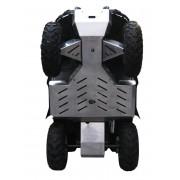 Kymco MXU 500 (older, NON IRS version) Aluminium| Artikelnr: 02.1180| Fabrikant:IRON BALTIC