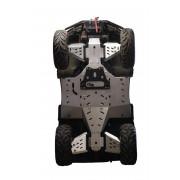 ArcticCat TRV & Alterra TRV (long wheelbase) 500 / 550 / 650 / 700 Aluminium| Artikelnr: 02.6600| Fabrikant:IRON BALTIC