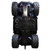 "CF Moto CFORCE 800 / 820 X8 Long (800-2) ""Lux"" w. Aluminium A-arms, Plastic| Artikelnr: 02.9300| Fabrikant:IRON BALTIC"