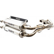 TRINITY RACING | EXHAUST DL RZR XP1000 AL | Artikelcode: TR4119D | Cataloguscode: 1830-0401