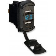 GAUGE VOLTMETER/USB| Artikelnr:22120723| Fabrikant:MOOSE UTILITY DIVISION