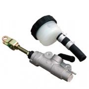 Nissin hoofdremcylinder voorrem quad voor 12,7mm piston.