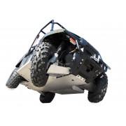 Polaris Ranger 400 & EV, Aluminium| Artikelnr: 02.7000| Fabrikant:IRON BALTIC