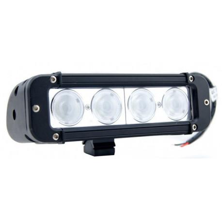 Extreme LEDbalk van 40W 4 x 10W / H 63mm op 196mm