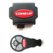 Wireless remote control for winch