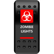 MOOSE UTILITY DIVISION   SWITCH RCKER ZMBIE LT-RED   Artikelcode: ZMB-PWR-R   Cataloguscode: 2106-0451