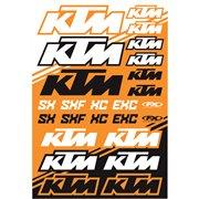 DECAL KIT UNIV KTM SX / 22-68530