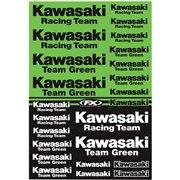 DECAL KIT UNIV KAW RACING / 22-68132