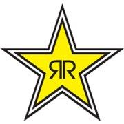 DECAL 1' DIE CUT RS STAR / 15-94730