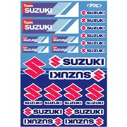 DECAL KIT UNIV SUZ RACING / 22-68432