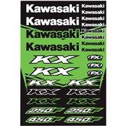 DECAL KIT UNIV KAW KX / 22-68130
