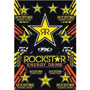 DECAL RS STICKER KT / 15-68702