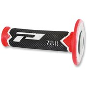 GRIPS TRIPLE DENSITY OFFROAD 788 CLOSED END GRAY/RED/BLACK / PA078800TGRO