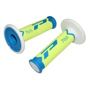 GRIPS TRIPLE DENSITY OFFROAD 788 CLOSED END BLUE/FLUO YELLOW/WHITE / PA078800AGFB