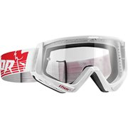 CONQUER OFFROAD GOGGLES RED/WHITE ONE SIZE / 2601-1927