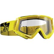 CONQUER OFFROAD GOGGLES YELLOW/BLACK ONE SIZE / 2601-1931