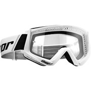 COMBAT OFFROAD GOGGLES WHITE/BLACK ONE SIZE / 2601-2079