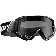 COMBAT SAND OFFROAD GOGGLES BLACK/WHITE ONE SIZE / 2601-2083