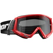 COMBAT SAND OFFROAD GOGGLES RED/BLACK ONE SIZE / 2601-2084