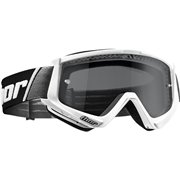 COMBAT SAND OFFROAD GOGGLES WHITE/BLACK ONE SIZE / 2601-2085