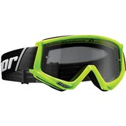 COMBAT SAND OFFROAD GOGGLES FLO GREEN/BLACK ONE SIZE / 2601-2086