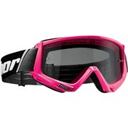 COMBAT SAND OFFROAD GOGGLES FLO PINK/BLACK ONE SIZE / 2601-2088