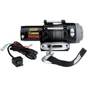 WINCH 2500LB W/SYN RP MSE / 106054