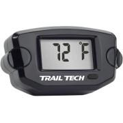 "TRAIL TECH | TEMPERATURE METER DIGITAL TTO 1/8"" | Artikelcode: 742-ES2 | Cataloguscode: 2212-0661"