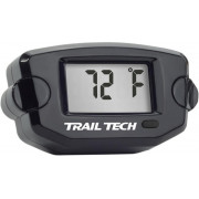 TRAIL TECH | TEMPERATURE METER DIGITAL TTO 19MM | Artikelcode: 742-EH1 | Cataloguscode: 2212-0652