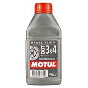 MOTUL Remvloeistof DOT 3&4 500ml /STUK