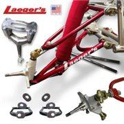 LAEGER'S PROTRAX A-ARMS YFZ-R +2