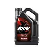 MOTUL 300V factory line road racing motorolie 4t 10w40 100% synthetisch 4L