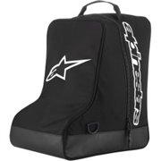 BOOT BAG BLACK/WHITE / 6106319-12