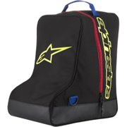 BOOT BAG BLACK/BLUE / 6106319-17