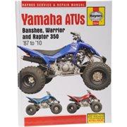 MANUAL YFM350X/YFZ350 - 2314