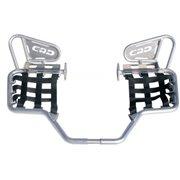 8421Q Alu Nerf Bars - Racing Yamaha Raptor 700R CRD