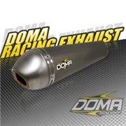 complete uitlaatlijn doma voor ltz / kfx 400