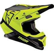 Sector Split MIPS® Helmet Acid Yellow| Black