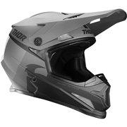 Sector Racer Helmet Black| Gray