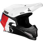 Sector Racer Helmet Blue| Red| White