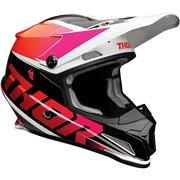 Sector Fader Helmet Orange| Pink