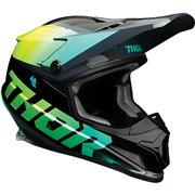 Sector Fader Helmet Blue| Green| Hi-Vis